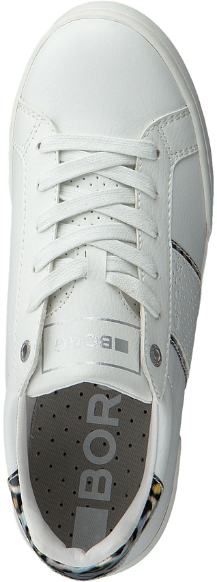 Witte BJORN BORG Lage sneakers T1306 - larger