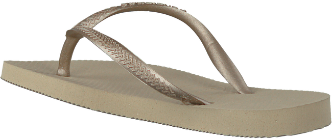 Beige HAVAIANAS Slippers SLIM KIDS - large