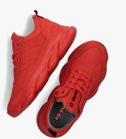 Rode RED-RAG Lage sneakers 13541  - medium