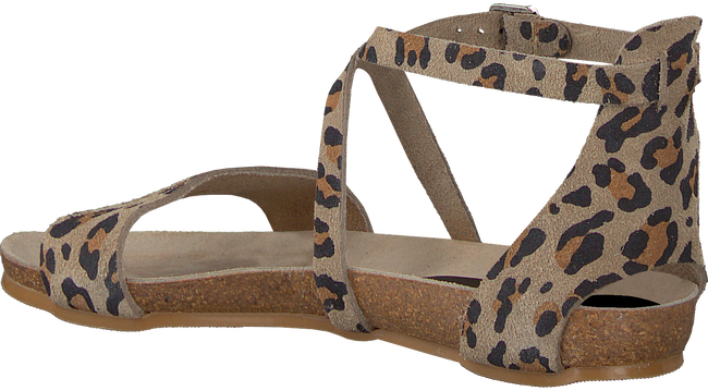 Beige RED-RAG Sandalen 79210  - large