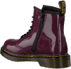 Paarse DR MARTENS Veterboots 1460 PATENT J  - small