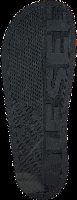 Zwarte DIESEL Slippers SA-VALLA - large