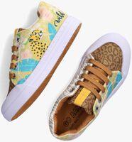Bruine GO BANANAS Lage sneakers GB_LEOPARD-L  - medium