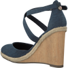 Blauwe TOMMY HILFIGER Sneakers EZMIE1D1  - small