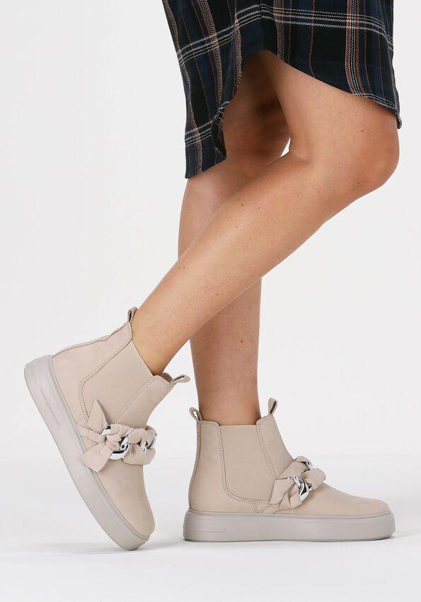 Beige KENNEL & SCHMENGER Chelsea boots 17710  - larger