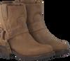 Bruine SENDRA Cowboylaarzen 9077 RONDE LEEST  - small