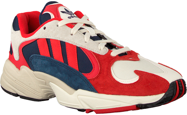 Rode ADIDAS Sneakers YUNG-1 - large