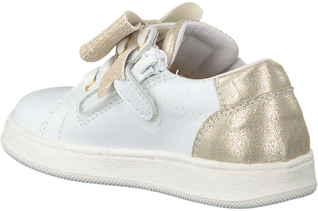 Witte CLIC! Sneakers 9124  - large