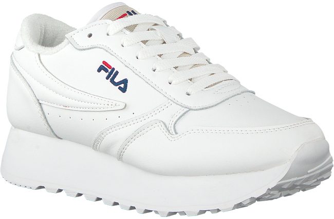 Witte FILA Sneakers ORBIT ZEPPA L WMN  - large