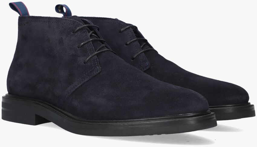 Blauwe GANT Nette schoenen KYREE  - larger