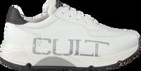 Witte CULT Lage sneakers C5 - medium