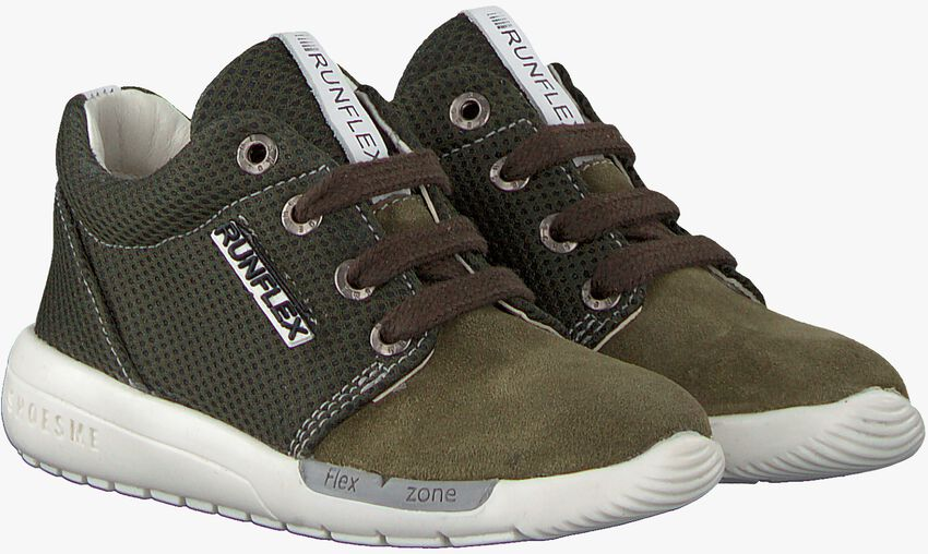 Groene SHOESME Sneakers RF8S055  - larger