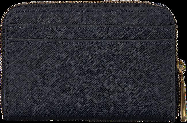 Blauwe MICHAEL KORS Portemonnee ZA CARD CASE - large