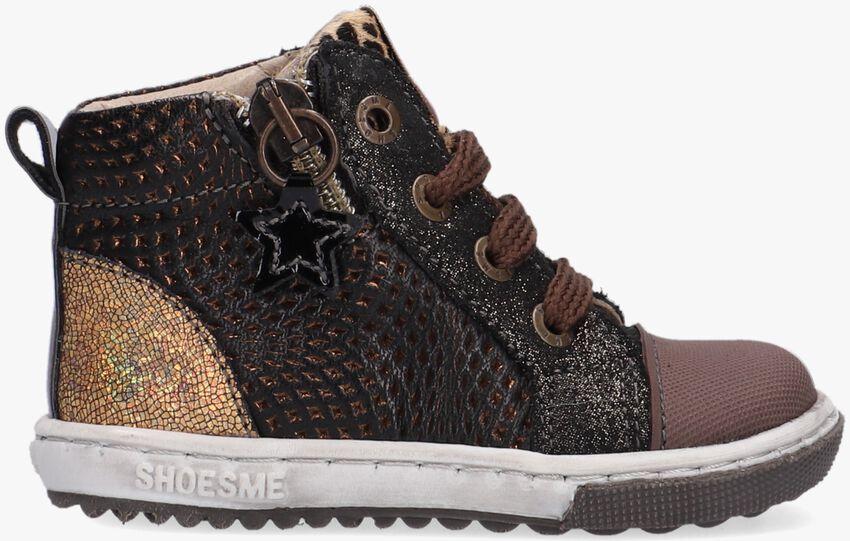 Bronzen SHOESME Hoge sneaker EF21W036  - larger
