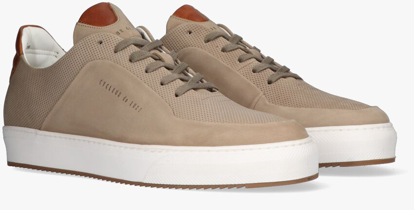 Beige CYCLEUR DE LUXE Lage sneakers ICELAND - larger