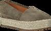 Groene VIA VAI Espadrilles 5012015  - small