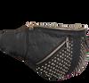 Zwarte DEPECHE Heuptas BUM BAG 13456  - small