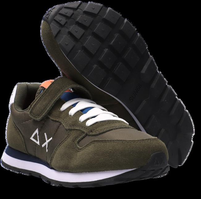 Groene SUN68 Lage sneakers BOYS TOM SOLID NYLON  - large