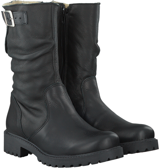 Zwarte OMODA Lange laarzen B01/4213-R  - large