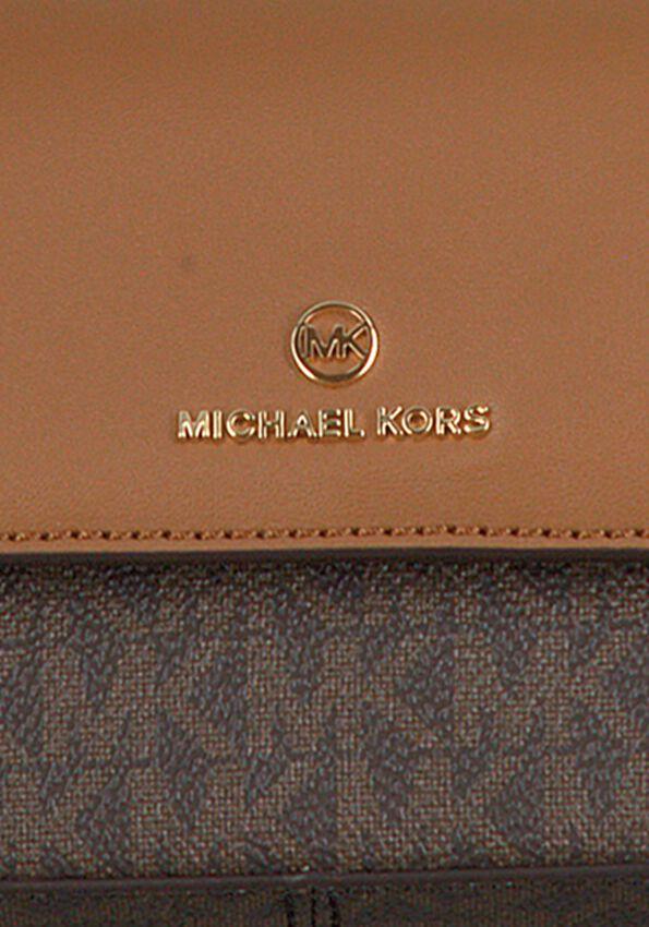 Cognac MICHAEL KORS Schoudertas MD 4IN1 POUCH XBODY  - larger