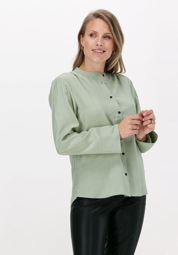 Groene MOVES Blouse MANDILU 2416  - larger