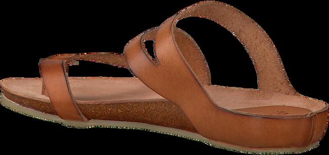 Cognac FRED DE LA BRETONIERE Slippers 170010031  - large