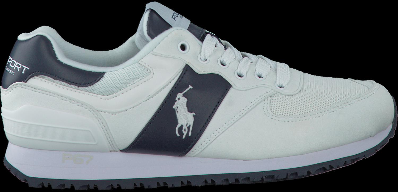 34151e9c0db Witte POLO RALPH LAUREN Sneakers SLATON PONY - large. Next
