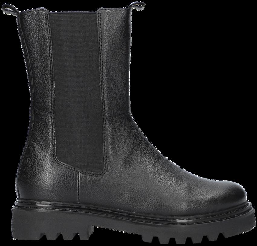 Zwarte OMODA Chelsea boots LPSATURNO-24  - larger