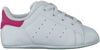 Witte ADIDAS Babyschoenen STAN SMITH CRIB  - small
