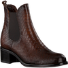 Bruine OMODA Chelsea boots KISHA  - small