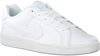 Witte NIKE Sneakers COURT ROYALE MEN  - small