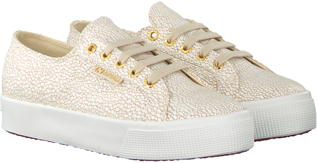 Roze SUPERGA Sneakers 2730 FANTASYCOTLINENW - large