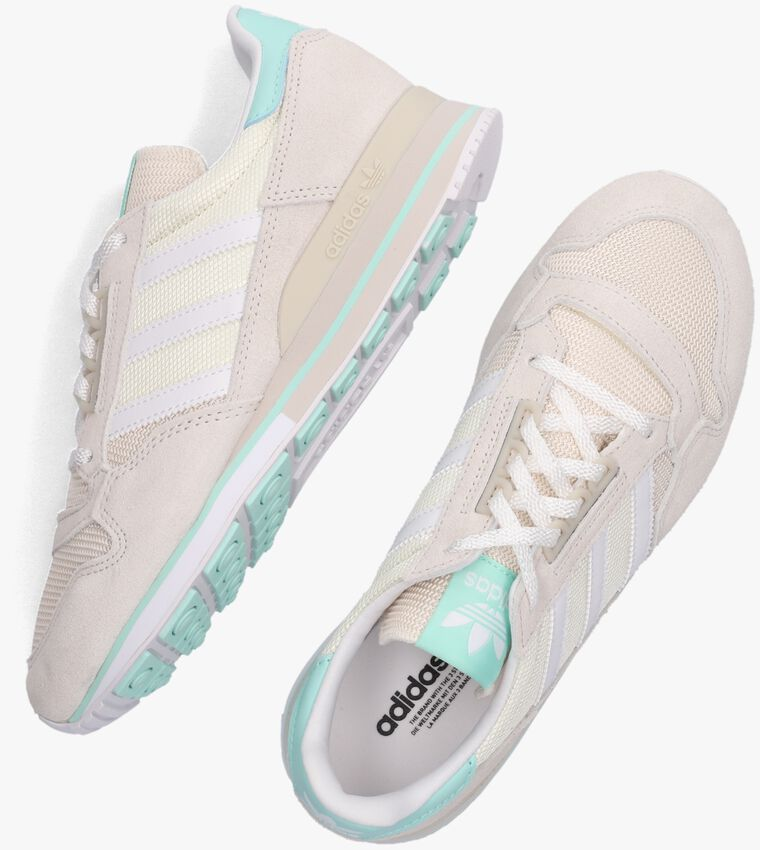 Beige ADIDAS Lage sneakers ZX 500 W - larger