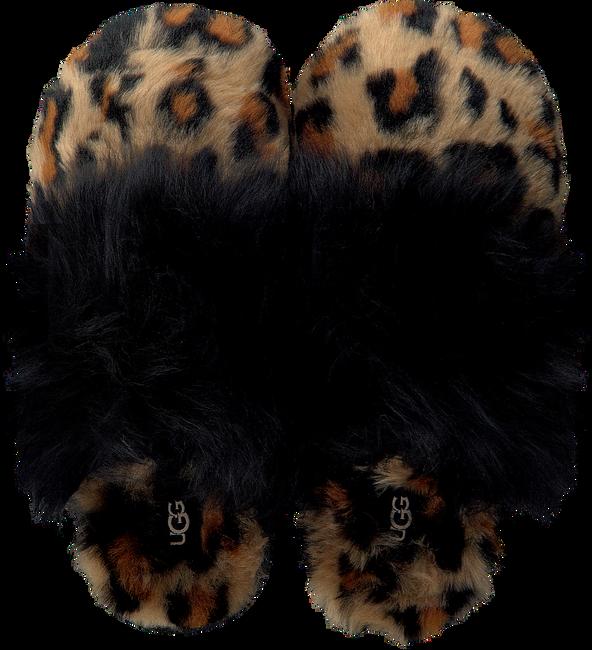 Bruine UGG Pantoffels COZY II  - large