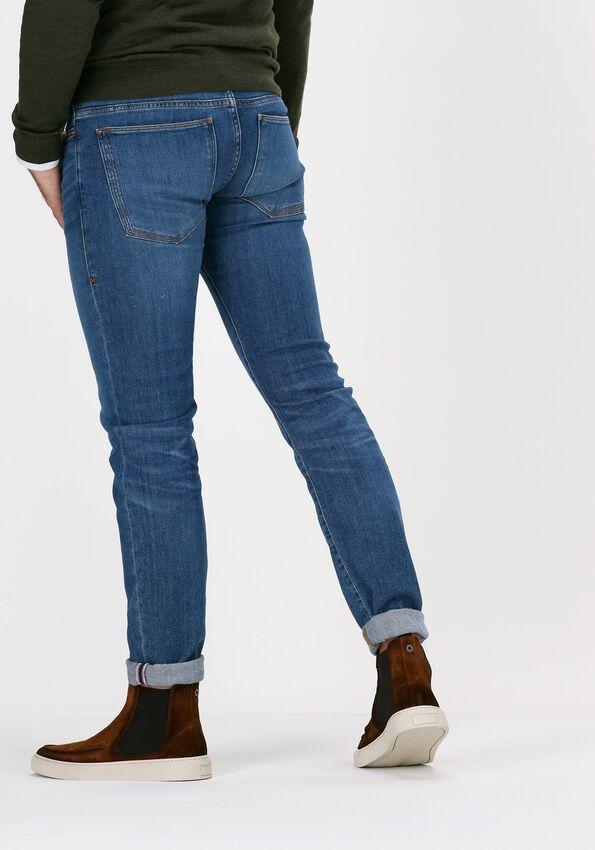 Blauwe DRYKORN Slim fit jeans JAZ 260063  - larger