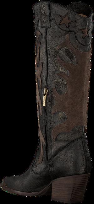 Zwarte NOTRE-V Hoge laarzen AI379  - large