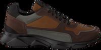 Bruine MAZZELTOV Sneakers 9509F  - medium