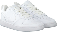 Witte NIKE Lage sneakers COURT BOROUGH LOW 2 (GS)  - medium
