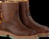 Cognac GIGA Lange laarzen 8509  - small