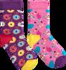 Multi HAPPY SOCKS Sokken SWEETS SOCKS 2-PACK - small