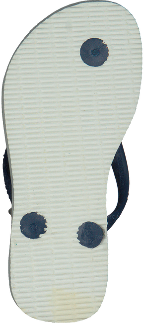 blauwe HAVAIANAS Slippers KIDS SLIM FASHION  - large