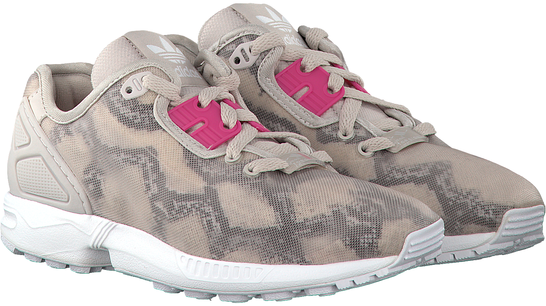 1f076af15b5 Grijze ADIDAS Sneakers ZX FLUX DAMES - Omoda.nl
