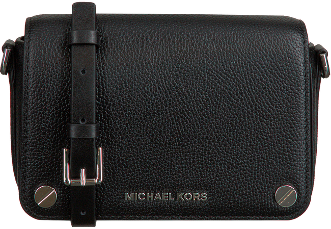 Zwarte MICHAEL KORS Schoudertas SM FULL FLAP XBODY - large