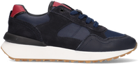 Blauwe WYSH Lage sneakers WILLEM  - medium