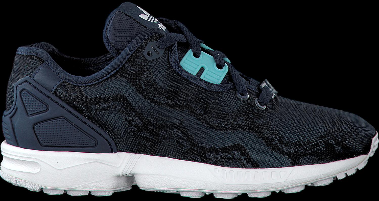 7707e97e611 Blauwe ADIDAS Sneakers ZX FLUX DAMES - large. Next