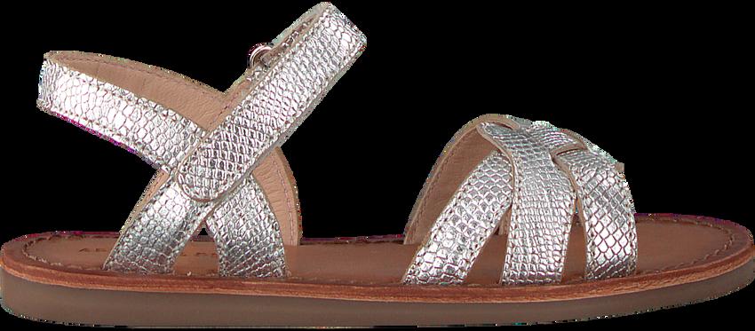 Zilveren APPLES & PEARS Sandalen FANNY  - larger