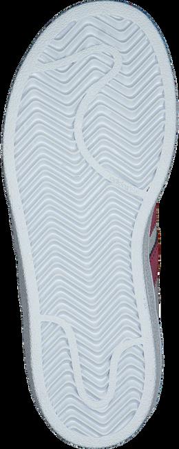 Witte ADIDAS Sneakers SUPERSTAR C - large