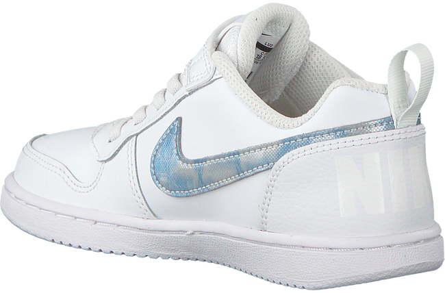 Witte NIKE Sneakers NIKE COURT BOROUGH LOW - large