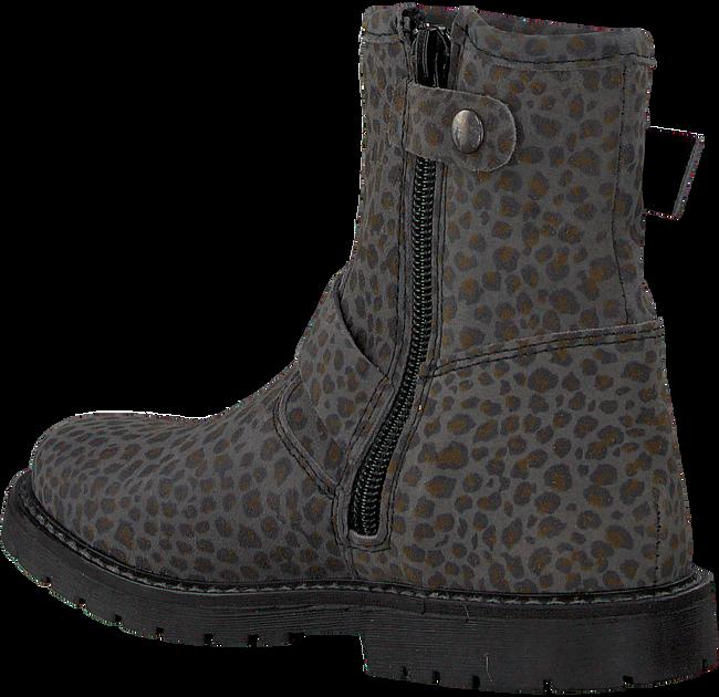 Grijze TON & TON Biker boots 292547  - large