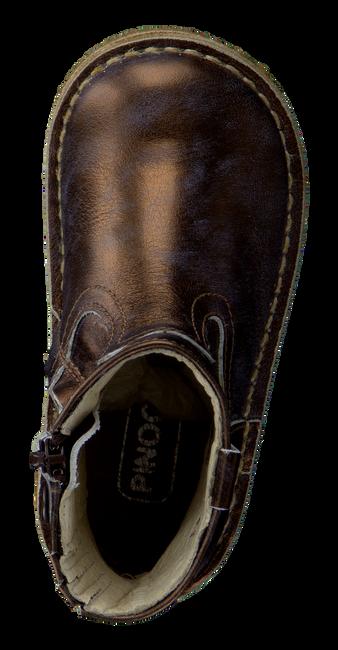 Bronzen PINOCCHIO Lange laarzen P1603  - large